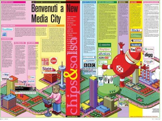 New Media City - anteprima