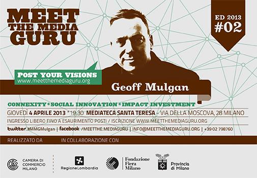 Geoff Mulgan - manifesto