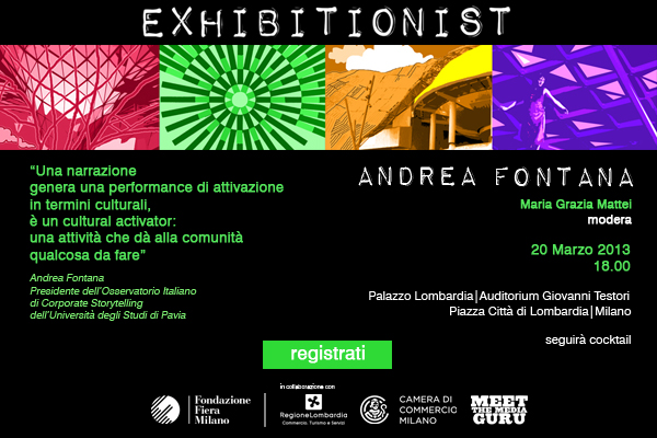 Exhibitionists - Andrea Fontana