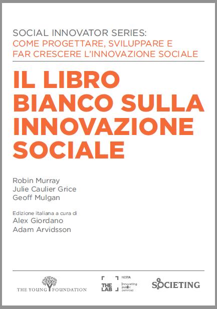 Libro bianco sull'innovazione sociale