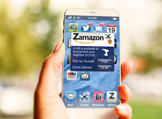 Zamazon - Credits: IFTF