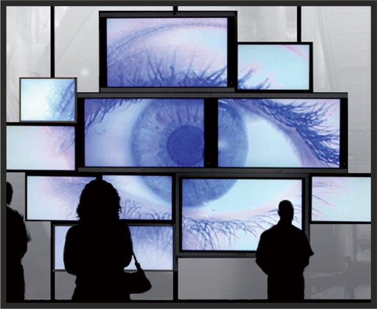 digital display