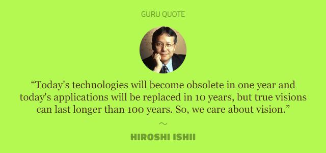 Ishii_quote_technology