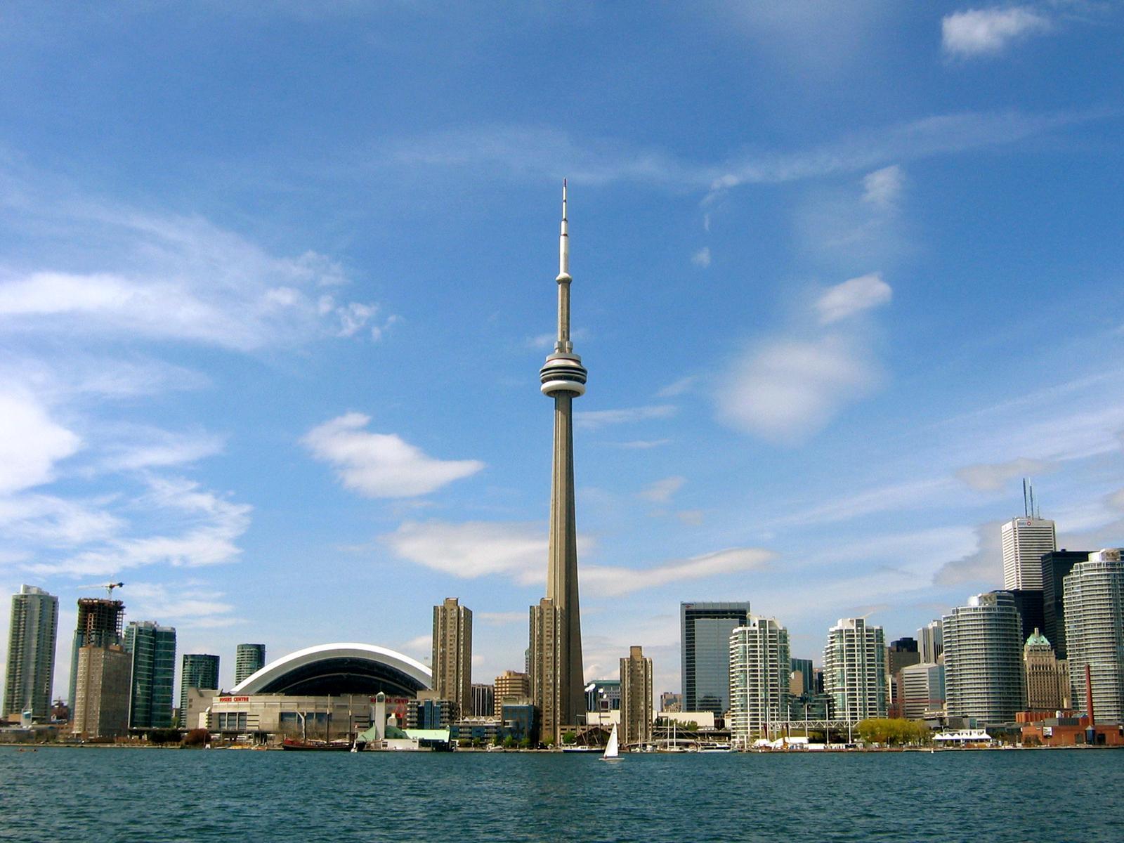 Un'immagine di Toronto